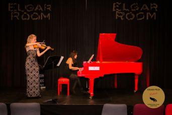 @Royal Albert Hall Elgar Room
