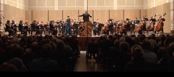 Brahms Concerto at the Vereeniging Nijmegen